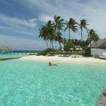 Island Club under Refurb