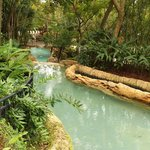 Hotel pool area - very nice