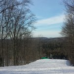Treetops Skiing. Very fun