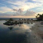 Private Beach of Club Aventuras