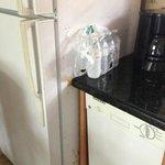 rusty refrigerator