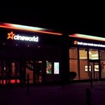 Cineworld from the outside
