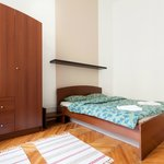 Comfortable king size double bed