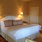 bedroom of Martha Jefferson room
