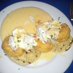 Shrimp & Crab Benny
