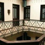 Eingang zum Zimmer Tanger