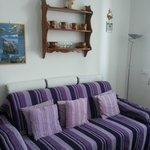 Il divano comodissimo