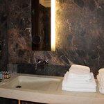 Banheiro double room