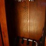 Guarda roupas double room