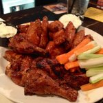 35 cent wings on Mondays!