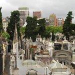 Recoleta Cemetery.