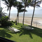 View from Sundowner Restaurant