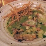 Clam & Mussel Pozole Verde $15