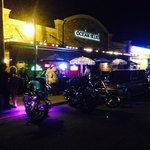 Ocean Blues on a warm Sarasota evening.