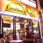 Casablanca from the street