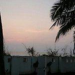 evening at Payyambalam