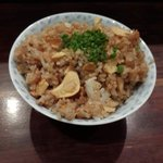 Garlic rice