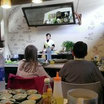 Miss Vy cooking class at Market Restaurant