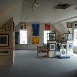 Art Gallery at the Flight of Fancy