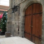 Hotel Monterey Osaka Chapel Entrance