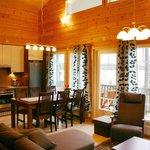 Reiki cabin