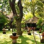 Mandalay und Skulpturen
