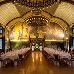 Schönster Bankettsaal Basels, bis 300 Personen