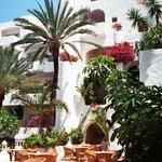 hotel tropical jardin