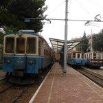 Stazione di Genova Piazza Manin