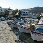 Port pittoresque d'Elounda.