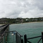 From jetty