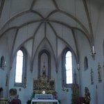 Altare maggiore Chiesa orsoline