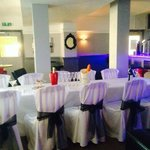 Function seating - Dressed Table