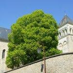 l'église St Laon de Thouars