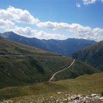 Estremità valle verso passo Pennes