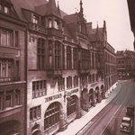 Das jetztige Zunfthaus wurde 1902 neu erstellt