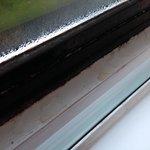 Condensation stains