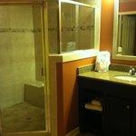 Ginormous bathroom :)