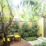Nicer patio room 26