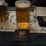 ビール ウルクェルでした。