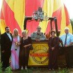 Balloon Wedding - Who landed Who?
