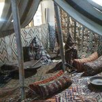 Traditionelles Zelt
