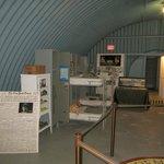 Inside Kennedy Bunker