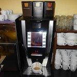 The amazing coffee maker