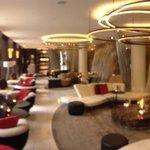 The ground floor lobby-bar