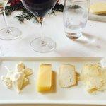 Assiette de fromages au choix