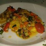 Ravioli al brasato di bufala con ragu di ortaggi