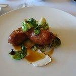 Duck Sausage