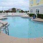 Country Inns pool