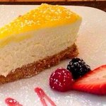 homemade Lemon Cheesecake
